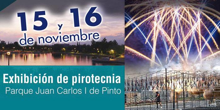 Fiesta de la Pirotecnica Pinto