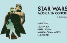 Concierto STAR WARS en el Auditorio Nacional de Madrid, 7 de diciembre 2019