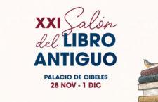 Salón del Libro Antiguo de Madrid 2019