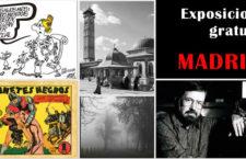 15 nuevas exposiciones gratuitas e interesantes en Madrid