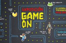 Exposición «Game On. La historia del videojuego 1972-2020» en Madrid
