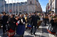 Los instrumentos tradicionales salen a la calle en Madrid por Navidad