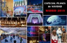 ESPECIAL PLANES de NAVIDAD en Madrid 2019-2020