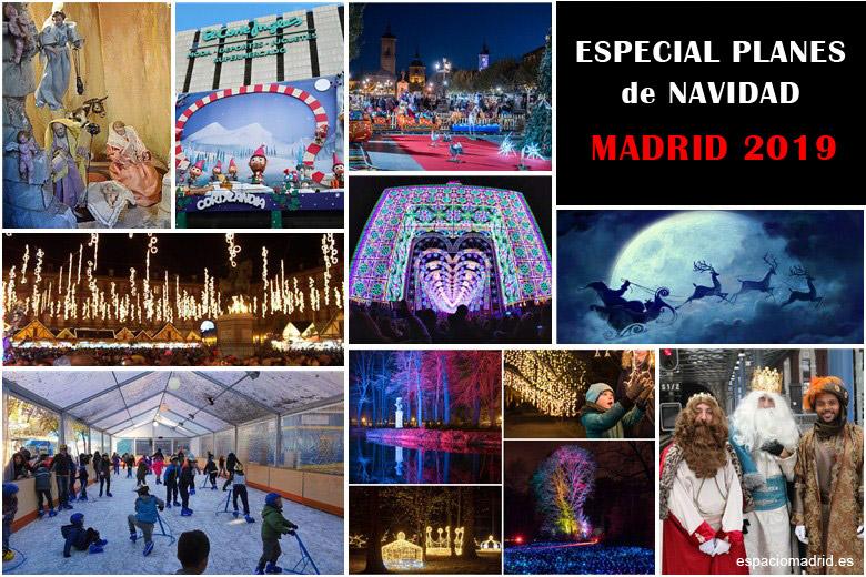 ESPECIAL PLANES de NAVIDAD Madrid