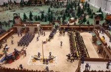 Citas para los fans de Playmobil, entre ellas una gran exposición de 2.000 piezas