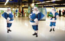 Góspel, actuaciones, villancicos, caramelos y Papá Noel esta Navidad en Metro de Madrid
