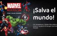 Escape Room gratuito de MARVEL en intu Xanadú