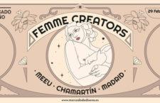 Edición FEMME CREATORS 2020 en Mercado de Diseño