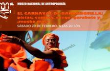 Carnaval de Barranquilla en el Museo Nacional de Antropología