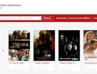 CineMadrid: Videoclub con películas gratuitas