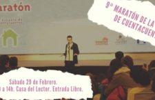 Maratón de cuentos en Madrid 2020