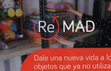 ReMAD. Sistema de intercambio gratuito de objetos en Madrid