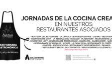 Semana Gastronómica de Alcalá de Henares 2020