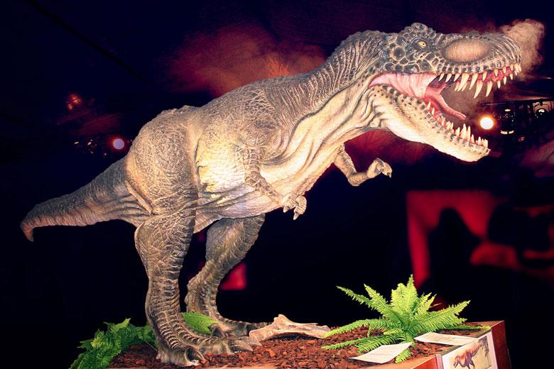 Dino Expo XXL, dinosaurios a tamaño real en Madrid 2020