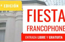 Feria Francófona Madrid 2020, en el Palacio de Cibeles