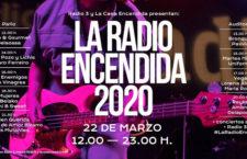 La Radio Encendida 2020. Maratón de conciertos gratuitos en La Casa Encendida