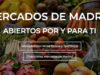 Mercados municipales de Madrid con servicio de envío a domicilio