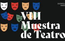 VIII Muestra de Teatro Latina, teatro con entrada gratuita