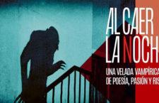 Velada vampírica en CaixaForum Madrid: Poesía, Pasión y Risa