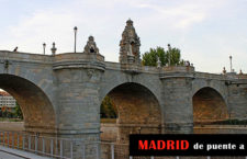 Madrid de Puente a Puente: El Puente de Toledo, el Aprendiz de Río y Los Pontones