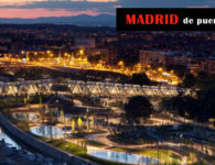 Madrid de Puente a Puente: un puente para un tren y un puente para el siglo XXI