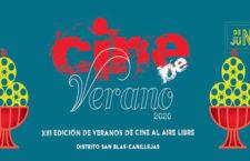 Cine de verano GRATIS en San Blas-Canillejas