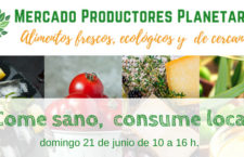 Regresa el Mercado de Productores Planetario