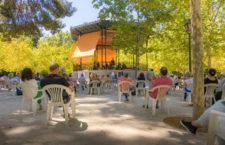 Conciertos gratuitos en el Templete de Música de El Retiro