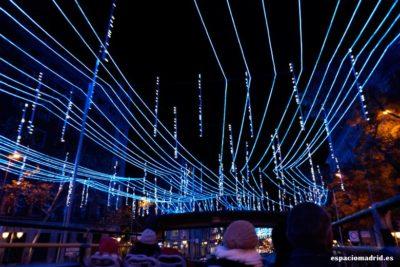 El Bus de la Navidad 2020, recorrido por las luces navideñas