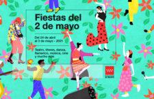Programación Fiestas del 2 de Mayo Madrid 2021