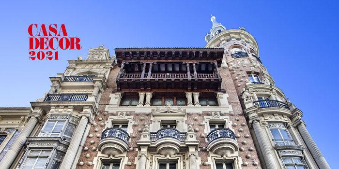 Casa Decor 2021 en la Casa de Tomás Allende
