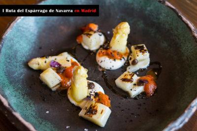 1ª Ruta del Espárrago de Navarra en Madrid
