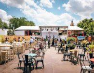 LA GUARIDA DE CERVANTES, ocio y gastronomía en Madrid al aire libre