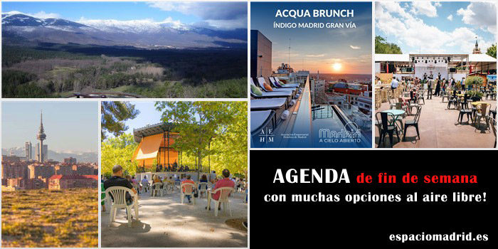 Qué hacer en Madrid del 18 al 20 de junio 2021