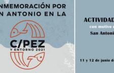 FIESTAS de la Calle Pez, 11 y 12 de junio de 2021