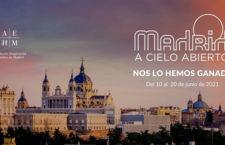 Madrid a Cielo Abierto, ocio al aire libre en hoteles