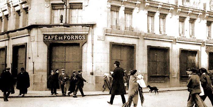 Antiguo Café de Fornos (1908)