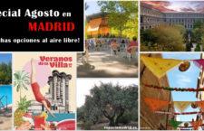 Especial verano en Madrid: Qué hacer del 1 al 31 de agosto 2021