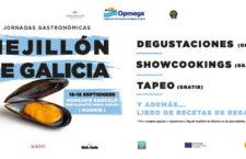 Jornadas Gastronómicas Mejillón de Galicia en Madrid