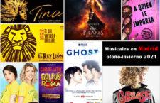 Musicales en Madrid otoño-invierno 2021